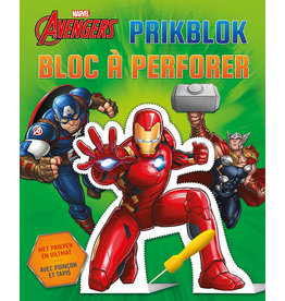 Deltas Prikblok Avengers