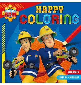 "Deltas Happy Coloring ""Brandweerman Sam"""