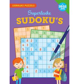 Deltas Leerrijke Puzzels - Sudoku's 10-12 jaar