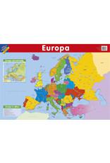 Deltas Educatieve Posters - Europa