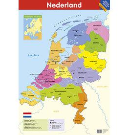 Deltas Educatieve Posters - Nederland