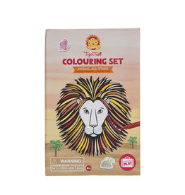 Tiger Tribe Colouring Set Animal All-Stars