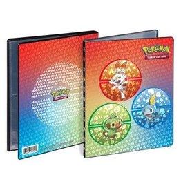 Pokemon Pokemon Verzamelmap 4-pocket: Sword & Shield Galar