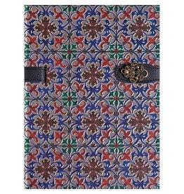 "Notitieboekje ""Azulejos de Portugal"" Rood"