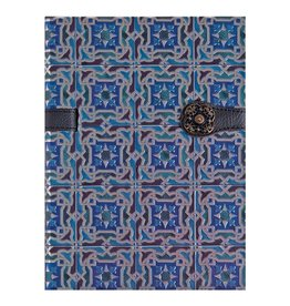 "Notitieboekje ""Azulejos de Portugal"" Blauw"
