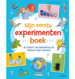 Deltas Mijn eerste experimenten boek