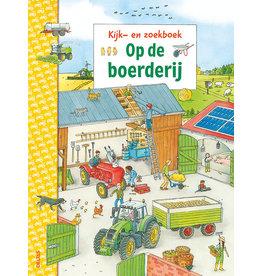 Deltas Kijk- en Zoekboek - Op de boerderij