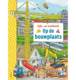 Deltas Kijk-en Zoekboek - Op de bouwplaats