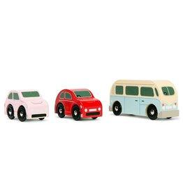 Le Toy Van LTV - Retro Car Set