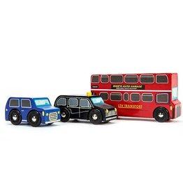 Le Toy Van LTV - Little London Vehicle Set