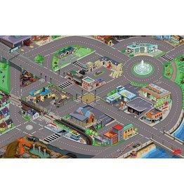 Le Toy Van LTV - Car Town Playmat
