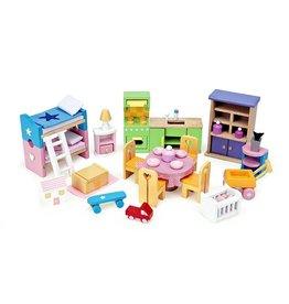 Le Toy Van LTV - Starter Furniture Set