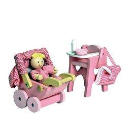 Le Toy Van LTV - Nursery Set