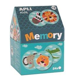 APLI Safari Memory 24-delig