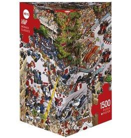 """Heye Puzzel + Poster """"Monaco Classics"""" 1500 stukjes"""
