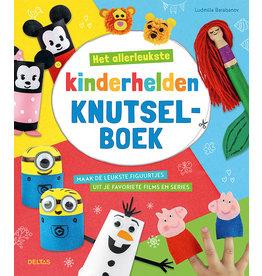 Deltas Het allerleukste kinderhelden knutselboek