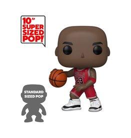 Funko Pop! Funko Pop! Basketball nr075 Michael Jordan 10 inch Red Jersey