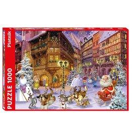 Piatnik Puzzel Kerstdorp