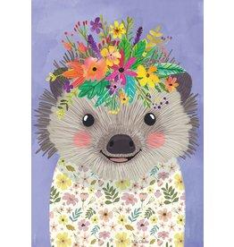 Heye Puzzel Funny Hedgehog