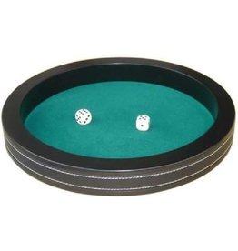 Dobbelpiste groen 40 cm