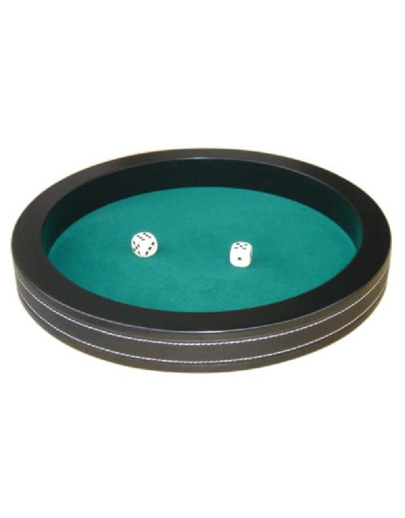 Dobbelpiste groen 30 cm