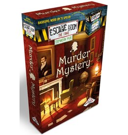 """Identity Games Escape Room Expansion Pack """"Murder Mystery"""""""