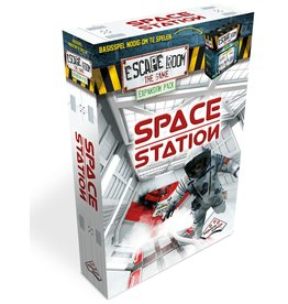 """Identity Games Escape Room Expansion Pack """"Space Station"""""""