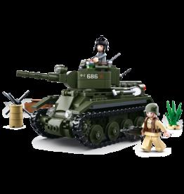 Sluban Sluban WWII - Geallieerde Cavallerie Tank
