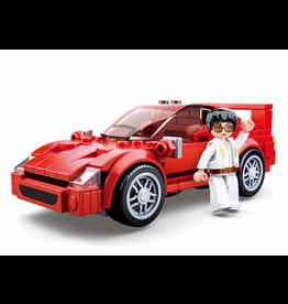Sluban Sluban Model Bricks - Sportwagen
