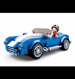 Sluban Sluban Model Bricks - Klassieke Sportwagen