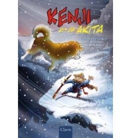 Kleine Helden van Toen - Kenji en de Akita