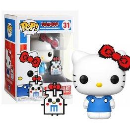 Funko Pop! Funko Pop! Hello Kitty nr031 Hello Kitty 8 Bit
