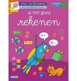 Deltas Speel- en oefenboek 6-7 jaar - Ik leer goed rekenen