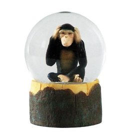 Water Globe - Monkey