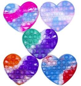 Magic Pop Game Tie Dye Heart