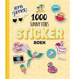 Stickerboek - 1000 Summer Vibes