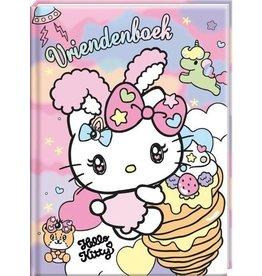 Vriendenboek Hello Kitty