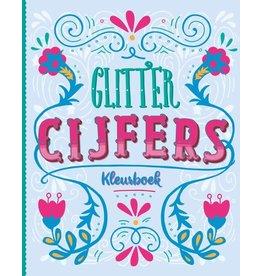 "Glitter kleurboek ""Cijfers"""