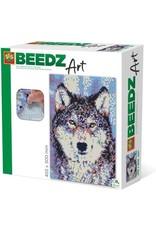 SES Beedz Art Strijkkralen: Wolf