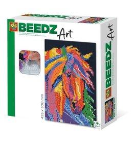 SES Beedz Art Strijkkralen: Fantasiepaard