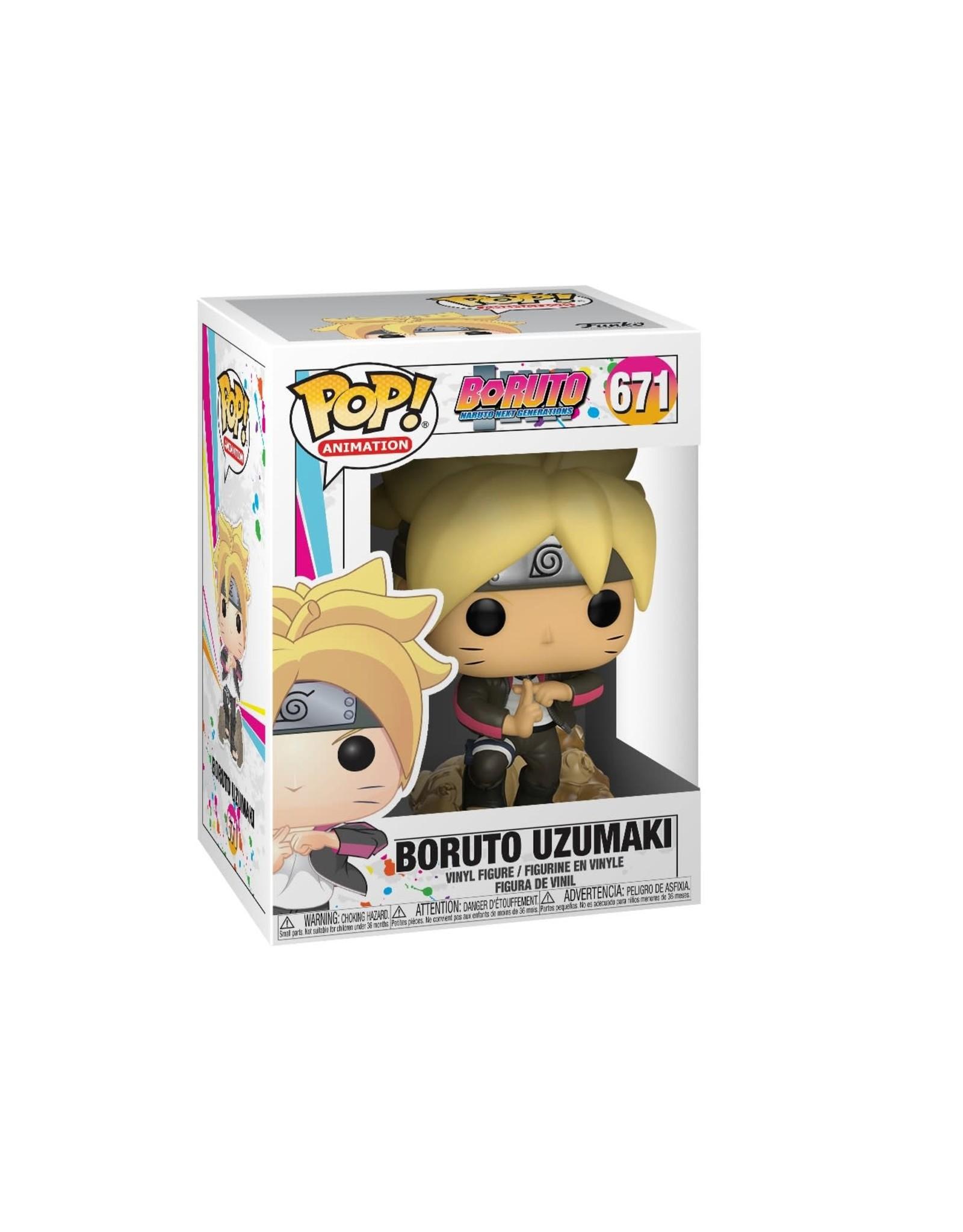 Funko Pop! Funko Pop! Anime nr671 Boruto - Boruto Uzumaki