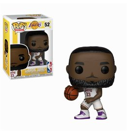 Funko Pop! Funko Pop! Basketball nr079 Lebron James White Uniform