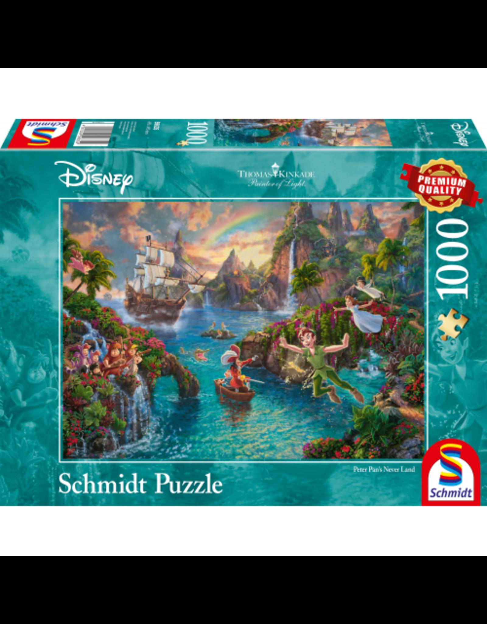 """Schmidt Disney Puzzel """"Peter Pan"""""""