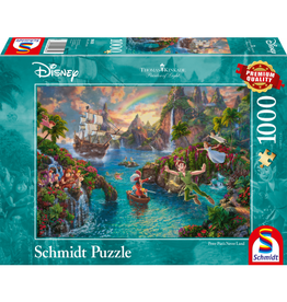 "Disney Disney Puzzel ""Peter Pan"""