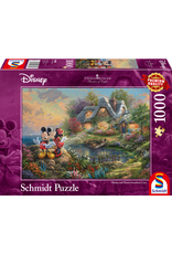 """Disney Disney Puzzel """"Mickey & Minnie"""""""