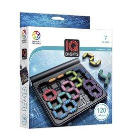 SmartGames Smart Games IQ Pocket Games - IQ Digits