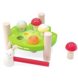 Le Toy Van LTV - Hammer Game Mr Mushrooms
