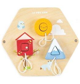 """Le Toy Van LTV - Activity Tile """"Shapes"""""""