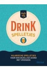 Deltas Adults only Drinkspelletjes