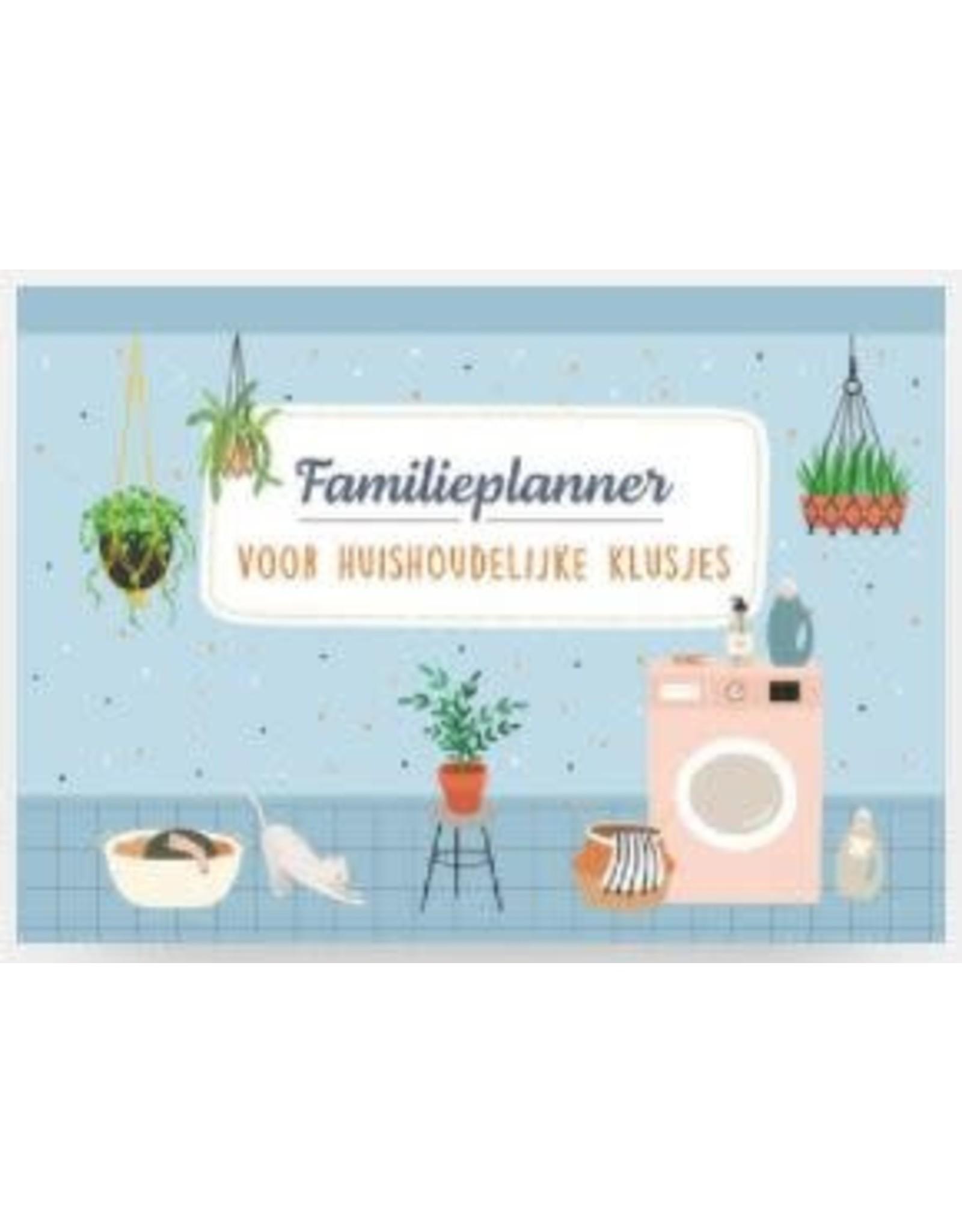 Deltas Familieplanner voor huishoudelijke klusjes